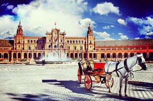 Spanish language courses in Seville